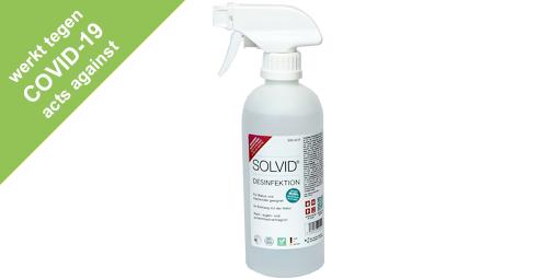 Solvid desinfectiespray 500ml
